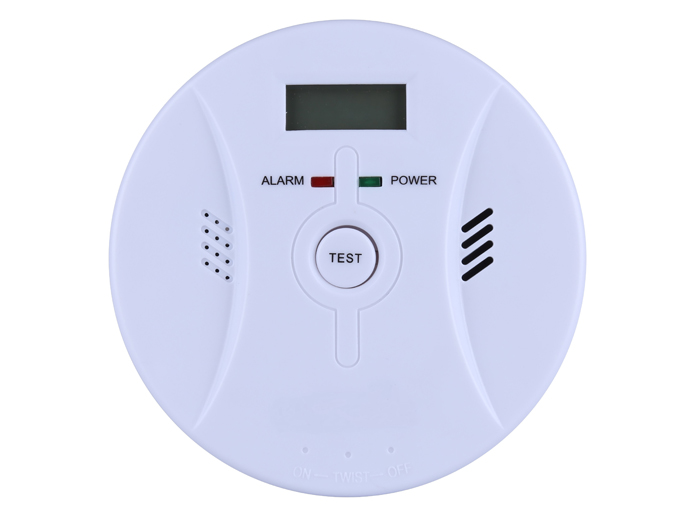 Combination smoke&carbon monoxide alarm YJ-903