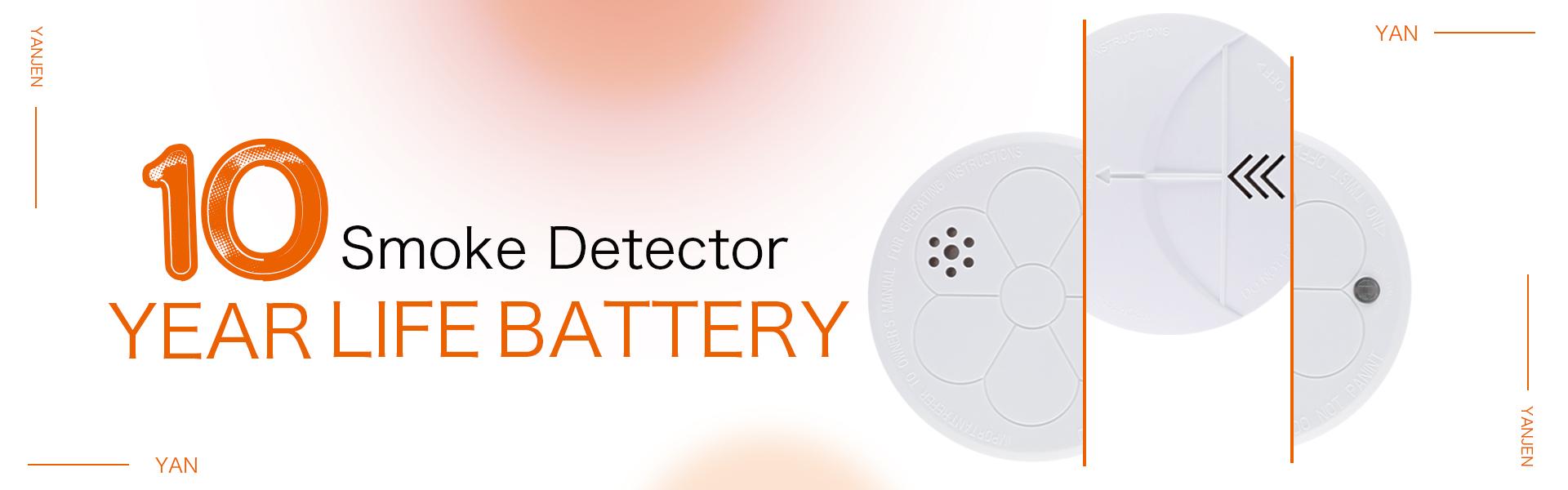 Smoke Detector YJ-112