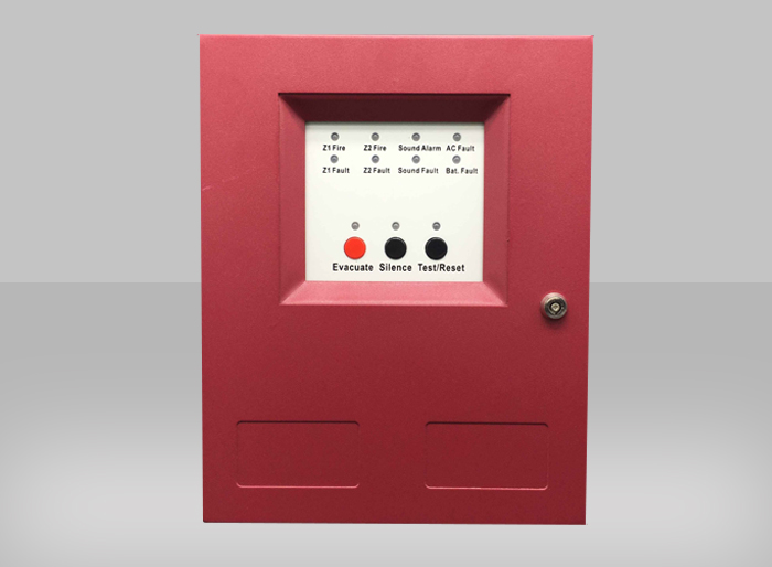 Fire Alarm Control Panel YJ-1002