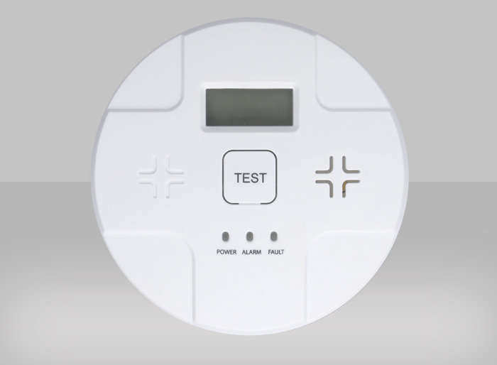 Combination smoke&carbon monoxide alarm YJ-901